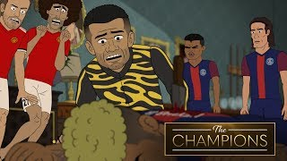 The Champions: Episode 8