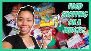 Come Grocery Shopping w Me For MY NEW APARTMENT! | S6E5