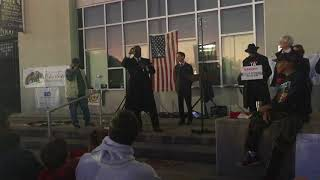 S.C. Rep. Wendell Gilliard on Steve Bannon's appearance at Citadel student event