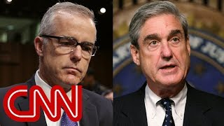 McCabe gave Mueller memos of Trump conversations
