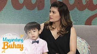 Magandang Buhay: Roxanne on motherhood
