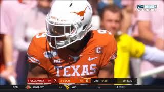 2019 - Texas Longhorns vs Oklahoma Sooners in 40 Minutes