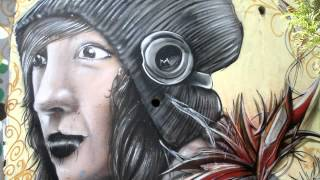 Graffitis: Arte en la calle