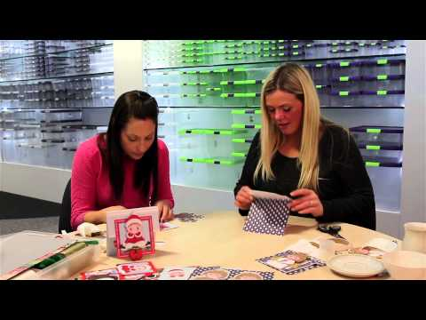 (d) Wham Craft Time - Kids Christmas Card Making and Craft Set (12980)