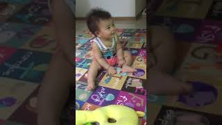 Sneezing song Baby laughing