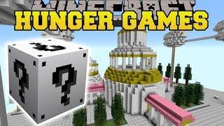 Minecraft: DBZ KAMI'S LOOKOUT HUNGER GAMES - Lucky Block Mod - Modded Mini-Game