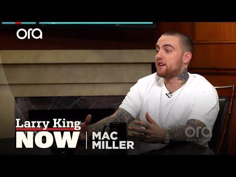 Mac Miller: Fame A Major Factor In My Depression | Larry King Now | Ora.TV