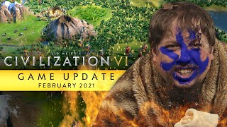 Civilization VI getting a free update this month