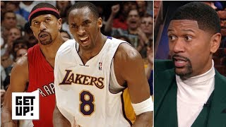 How many of Kobe's 81 points did Jalen Rose allow? | Get Up!