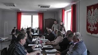 Dnia 25 kwietnia 2019r. w Ośrodku Kultury, Sportu i Turystyki odbyła się VIII Sesja Rady Miasta i Gmin