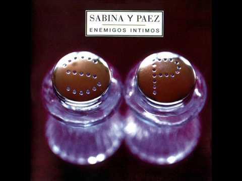 Enemigos Íntimos - F. Páez & J. Sabina [Full Album] (1998)