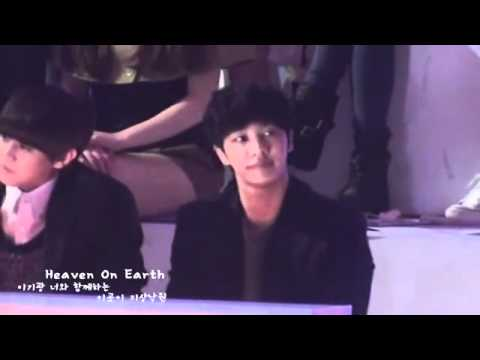 [FANCAM] KiKwang covers f(x) songs