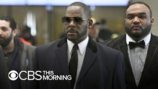 R. Kelly faces 11 new felony counts of sexual abuse