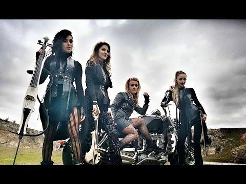 Amadeus Electric Quartet - November Rain (Guns N' Roses Tribute)