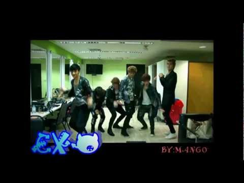 EXO - Cute and Funny Moments mv1 by:mango