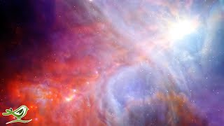 Relaxing Sleep Music 24/7 ~ Fall Asleep in Space with Soothing Relaxation - YouTube