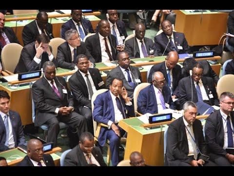 Ouverture du Débat Général de la 71ème Session de l'Assemblé Générale de l'ONU