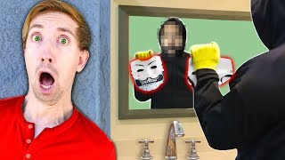 FOUND PZ9 HOUSE & FACE REVEAL PICTURES! Regina Missing and Trapped In 24 Hour Escape Room Challenge