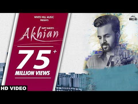 Akhian (Full Video) Happy Raikoti ft. Navpreet Banga - GoldBoy