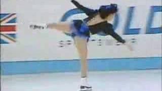 Midori Ito 1989 Worlds OP (UKTV)