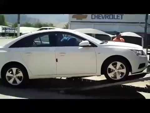 Autogerais - Chevrolet Cruze chegando