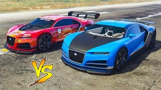 QUI VA GAGNER ?! (NERO CUSTOM VS NERO) GTA 5 ONLINE