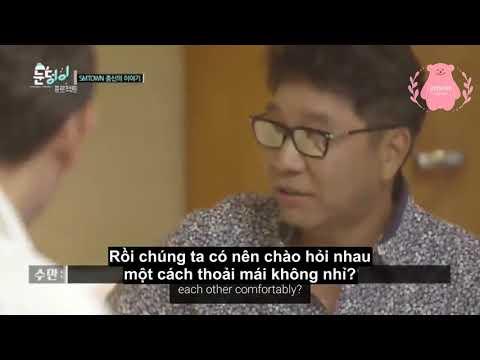 [VIETSUB] Lee Soo Man và phong cách What's up man