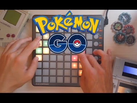 Pokemon GO (Launchpad Trap Remix)