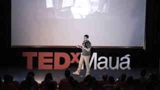 TedxMauá -  Hacking: uma história -  Anderson Ramos