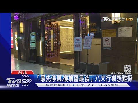 八大行業救命錢! 經濟部擬一次性4萬補助|TVBS新聞