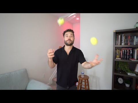 John Stessel of Woodbridge, NJ showcases his magical skills with a number of hits and illusions, all in one take.