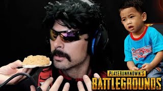 Doc's Wife Hilarious Stream Moment and Funny Moments on PUBG!