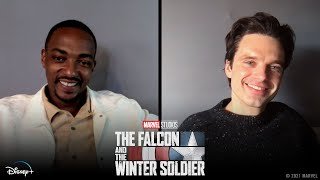 Cast & Crew of Marvel Studios' The Falcon and The Winter Soldier!