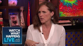 Molly Shannon On Kim Cattrall's Feud With Sarah Jessica Parker | WWHL