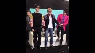 [Bic TV] Seungri bị các thành viên của Bigbang bắt nạt