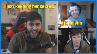 Play this Champion if you want AFK and still win | Yassuo on Girlfriend | LoL Daily Moments Ep 461