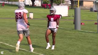 Mike Leach/Highlights after Fall Camp Day 6