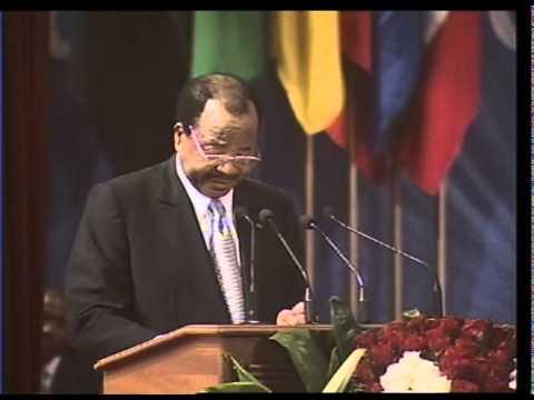Discours de S.E. Paul BIYA lors de l'ouverture du Sommet Extraordinaire du COPAX à Yaoundé, le 16 février 2015