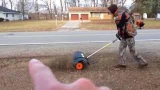 Stihl Power Broom - Daniel Snyder