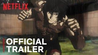 Kengan Ashura | Official Trailer | Netflix