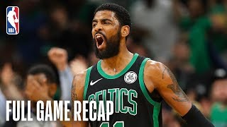 PACERS vs CELTICS | Defensive Showdown in Boston | Game 1