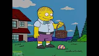 Ralph Picking his Easter Eggs for 10 Hours