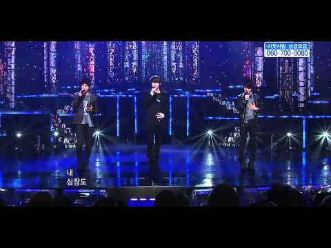 101219 人氣歌謠 SM The Ballad - Hot Times