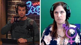 TRANSGENDER DEBATE: Crowder Argues Science  vs. Julie Rei Goldstein | Louder With Crowder