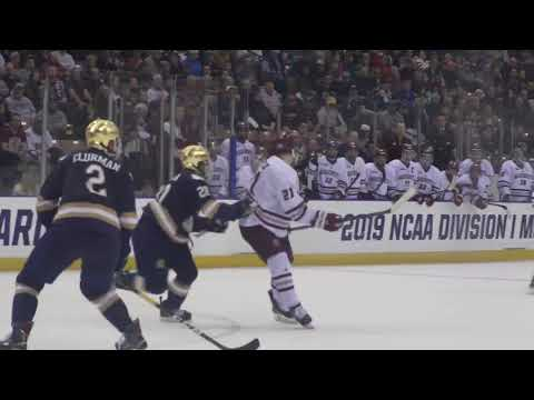 UMass vs. Notre Dame NCAA Regional Final Highlights (03/30/19)