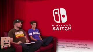 Nintendo Switch Reaction, Discussion, and Speculation!