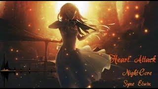 Nightcore  ☆ Heart Attack ☆ Violin Cover....