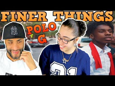 MY DAD REACTS TO  Polo G - Finer Things (Official Video) REACTION