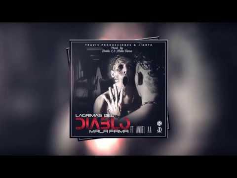 Anuel AA - Lagrimas Del Diablo ft Mala Fama - letra