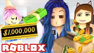 Roblox Family - Buying a new Mansion! (Roblox Roleplay)